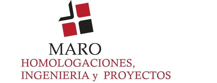 logotipo de MARO HOMOLOGACIONES INGENIERIA Y PROYECTOS SL.
